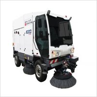CNG Municipal Sweeper Model Dulevo 6000