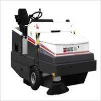 Municipal Roads Sweeper Machine Heavy Duty