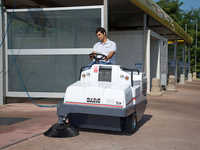 Dulevo Industrial Sweeper