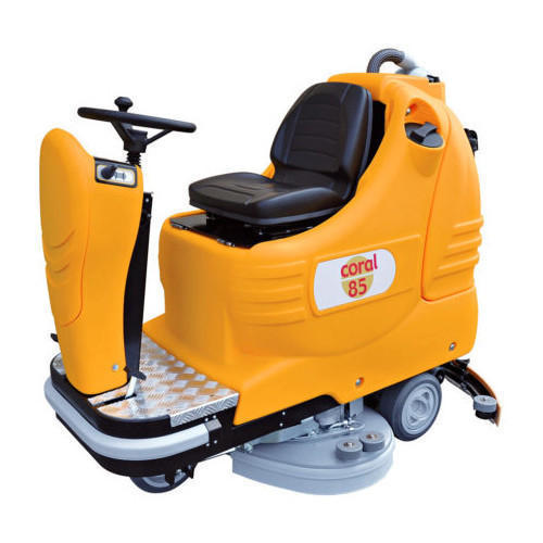 Industrial Floor Scrubber Driers
