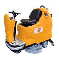 Industrial Floor Scrubber Driers