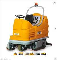 Industrial Scrubber Driers