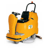Ride On Industrial Floor Scrubber Driers