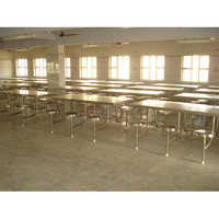 Canteen SS Dinning Table