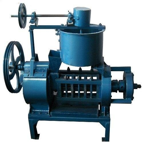 30HP Screw Oil Press