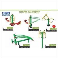 Outdoor Gym Equipment Manufacturer in Delhi