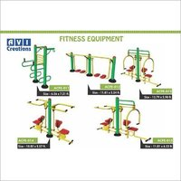 Outdoor Gym Equipment in Delhi
