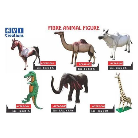 Fibre Animal Figure