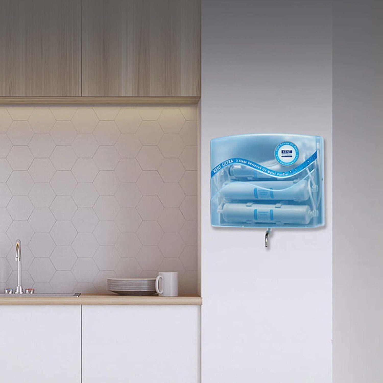 KENT Ultra Wall-Mountable UV (White) 60 L/hr Water Purifier