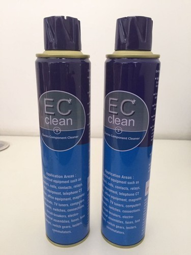 Electronic Component Cleaner Spray