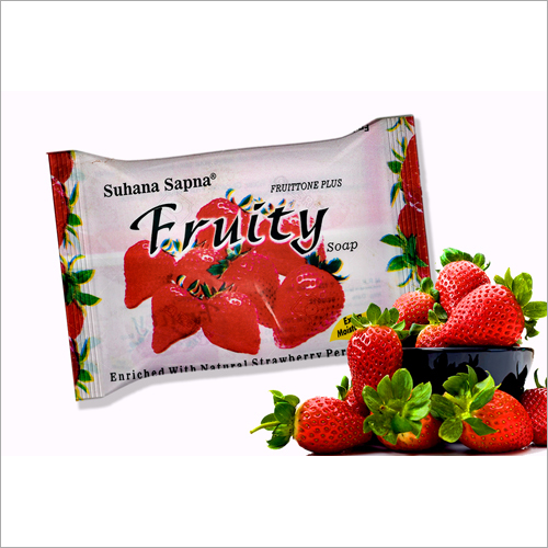Strawberry Bath Soap