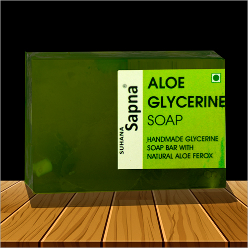 Aloe Glycerine Soap