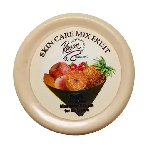 Mix Fruit Massage Cream