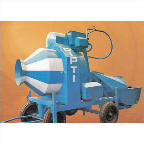Concrete Mini Batching Plant
