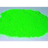 Fluorescent Bright Green Pigments
