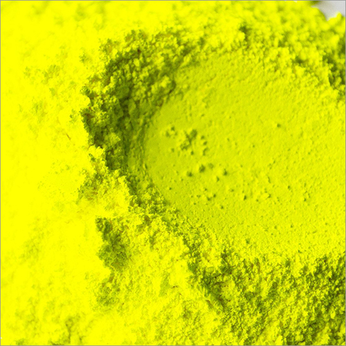 Fluorescent Bright Yellow Pigment Powder