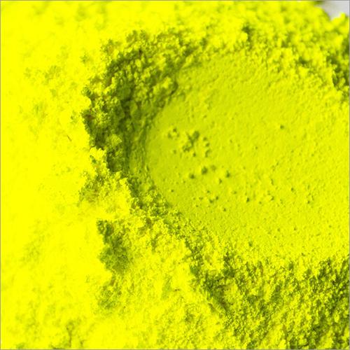 Fluorescent Bright Yellow Pigment Powder