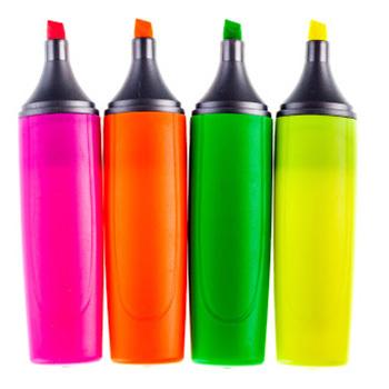 Fluorescent Pigment for Plastic