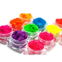 Fluorescent Pigment for Art and Culture