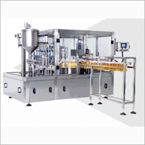 Spout Bag Filling And Capping Machine