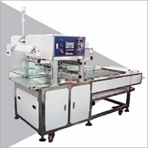 Linear Type Tray Sealing Machine Vacuum & Map