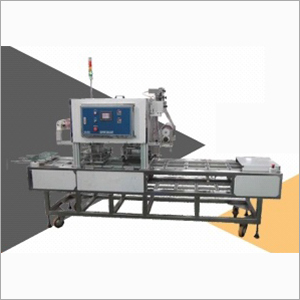 Linear Type Tray Sealing Mould Carrier Type
