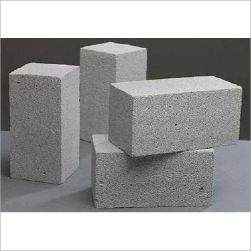 Fire-Retardant Lightweight Concrete Brick