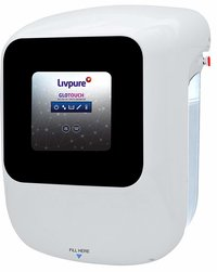 Livpure Glo Touch RO+UV+UF+Taste Enhancer Water Purifier