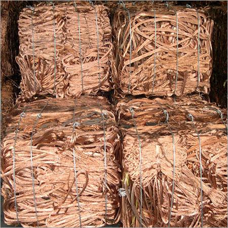 Bright Copper Wire