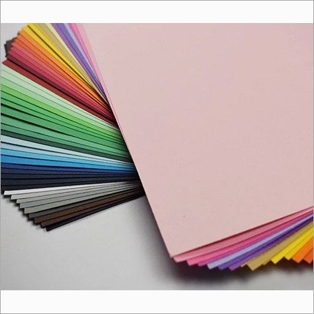 Coloured Chart Paper