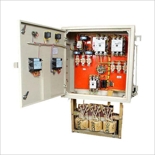Three Phase Auto Transformer Starter Panel