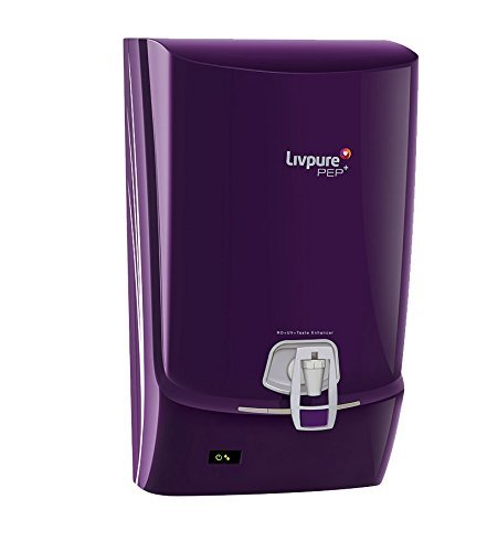 Livpure PEP Plus RO+UV Water Purifier