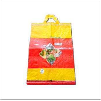 Loop Handle Laminated Bag