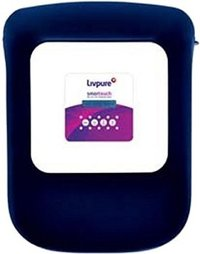 Livpure Smart Touch 8. 5 L RO + UV +UF Water Purifier(Blue)