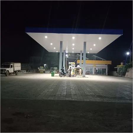 Petrol Canopy False Ceiling