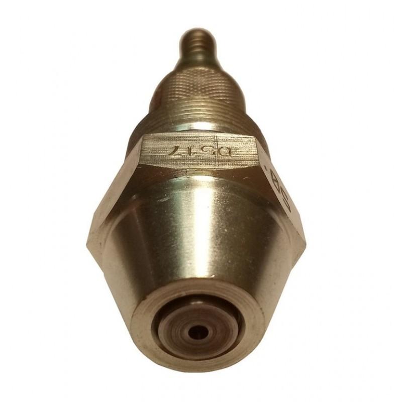Fluidics Burner Nozzle WR2  50 Degree