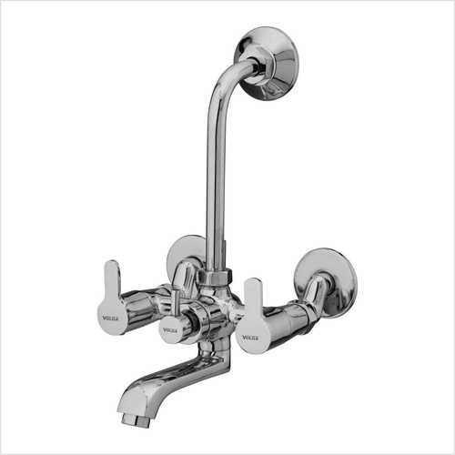 FUSION WALL MIXER 3 IN 1 WITH BEND