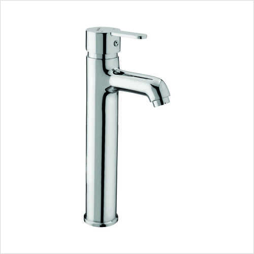 FUSION SINGLE LEVER BASIN MIXER WITH 12 INCH BODY