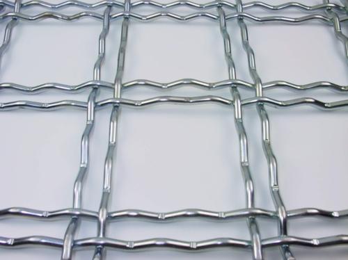 Mild Steel Crimped Wire Mesh
