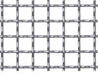 Intercrimped Mesh