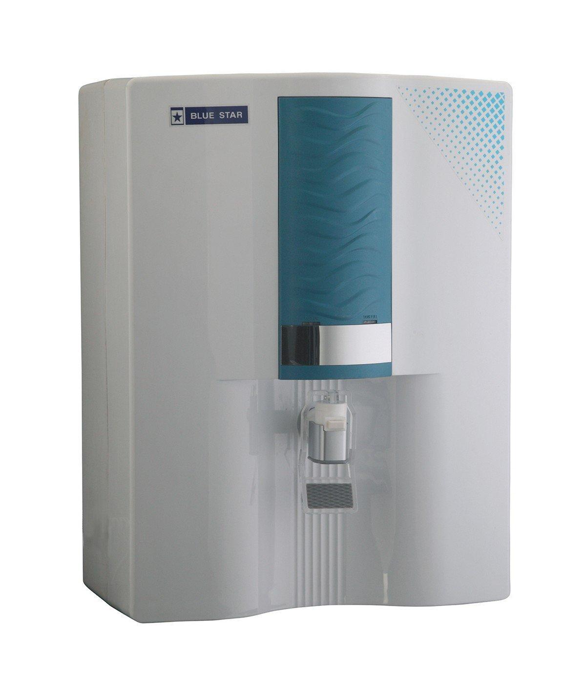 Blue Star Majesto MA4WBAM01 8-Litre RO + UV Water Purifier