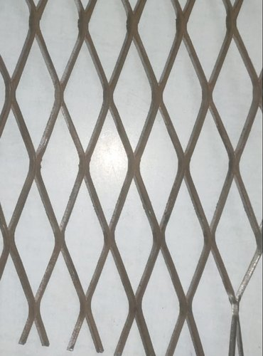 M.S Expanded Metal Mesh
