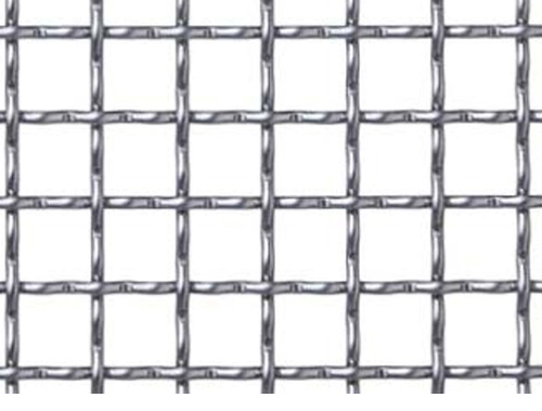 Welded Perforated Sheets