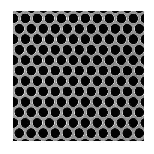 Nickel Perforated Sheet