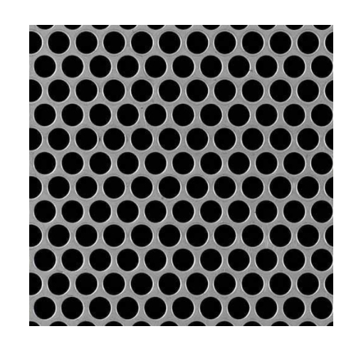 Nickel Perforated Sheet