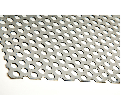 Perforated Sheets With Round Hole