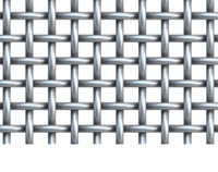 Twill Weave Wire Mesh For Electronic Industries