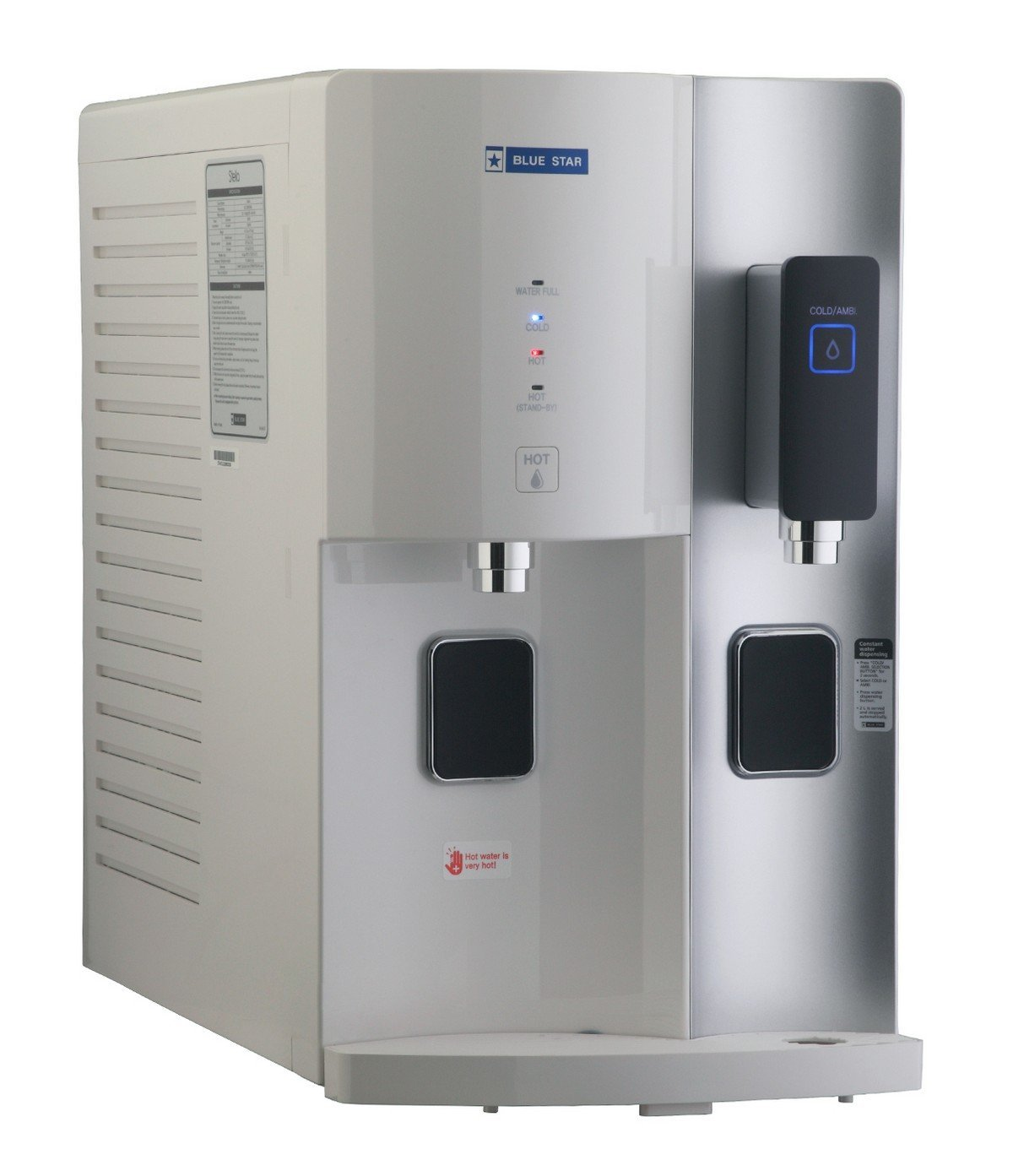 Blue Star Stella ST4WSHC01 8.2-Litre RO + UV Water Purifier