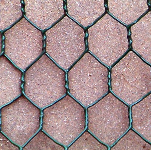 G.I Hexagonal Wire Mesh