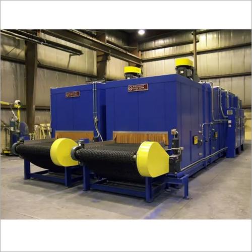 Conveyor Belt For Heating Treatment Furnaces